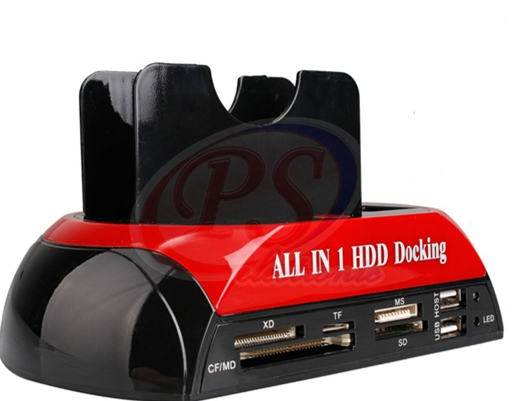 DOCKING ALL IN ONE 2SATA