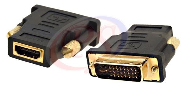 JACK HDMI/F TO DVI