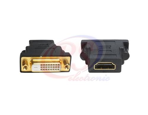 JACK HDMI/F TO DVI/F