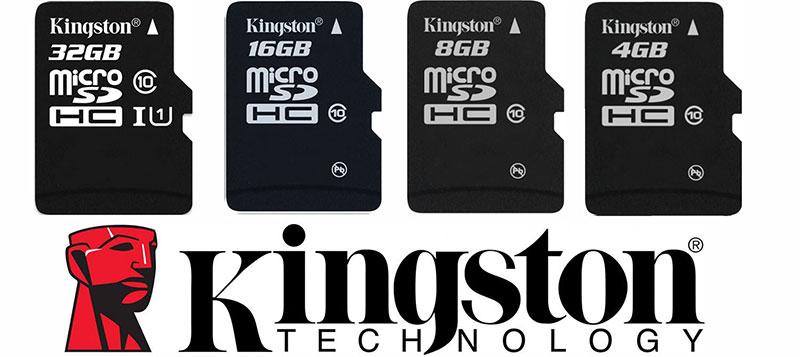 MICRO SD Kingston 4G