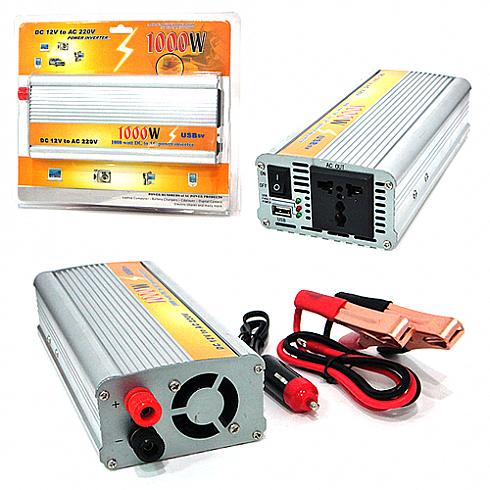 POWER INVERTER DC12V 1000W