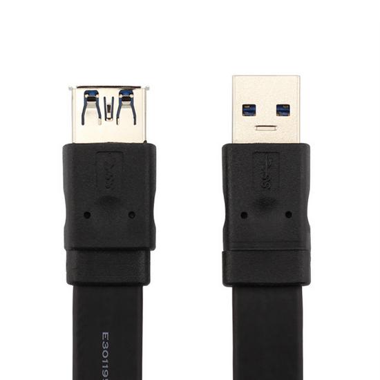 CABLE USB M/F20CM