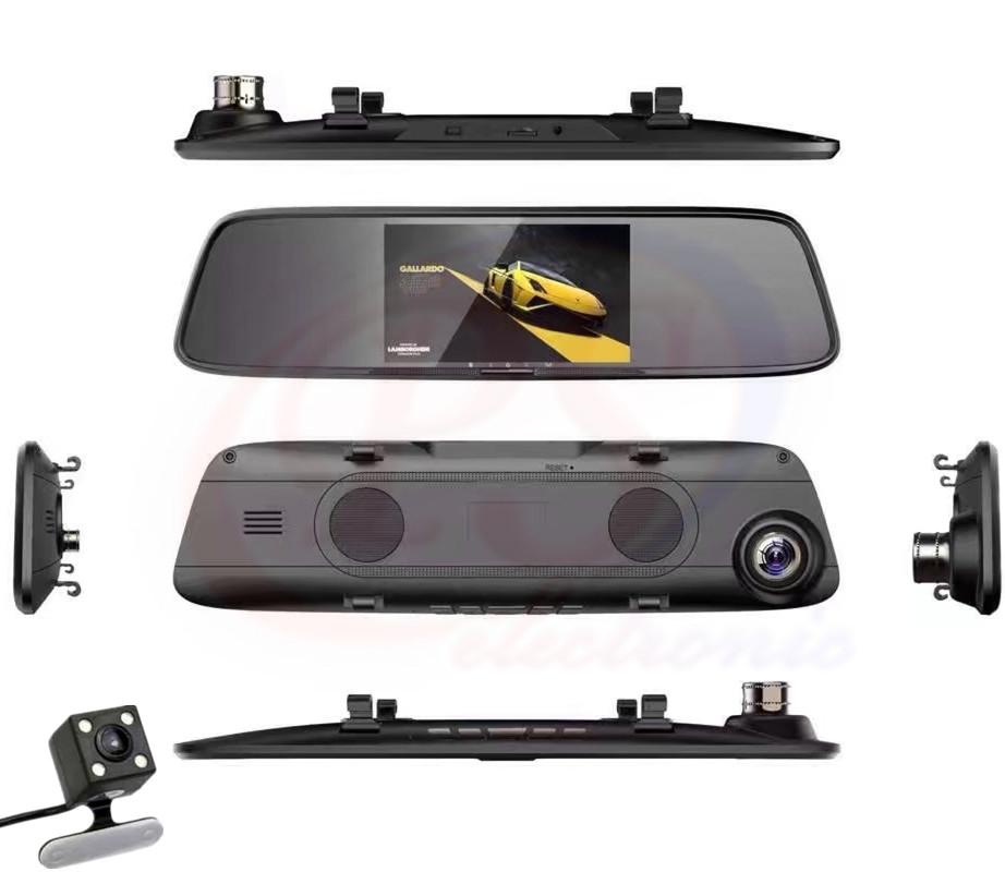 CAR DVR กล้องติดรถยนต์ 5นิ้ว V500