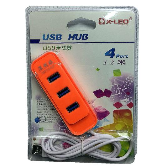 USB HUB XLEO 1.2M