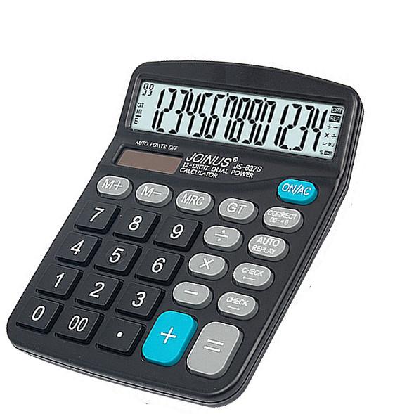 เครื่องคิดเลข JS-837
