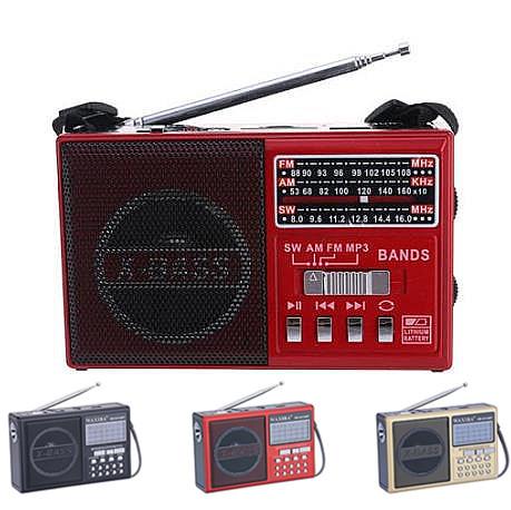 ลำโพงวิทยุ XB-324URT