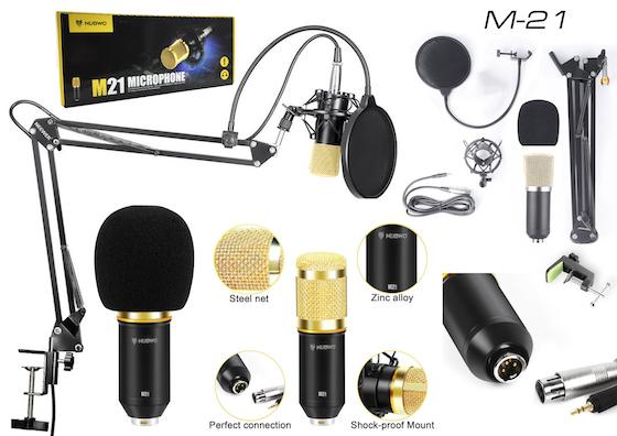 Condenser Microphone รุ่น M21