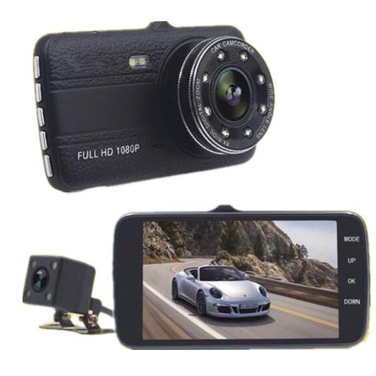 CAR DVR กล้องติดรถยนต์4.0นิ้ว H17