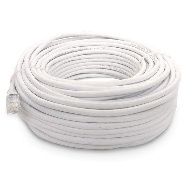 CABLE LAN XLL 15M Cat6 สีขาว