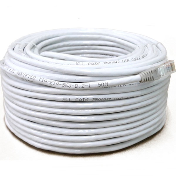 CABLE LAN XLL 30M Cat6 สีขาว