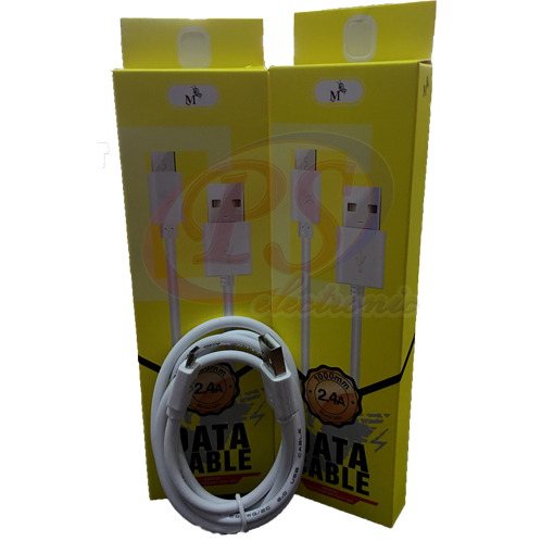 CABLE USB MICRO V8 M01