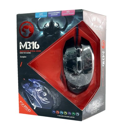 OPTICAL MOUSE เม้าส์ M916