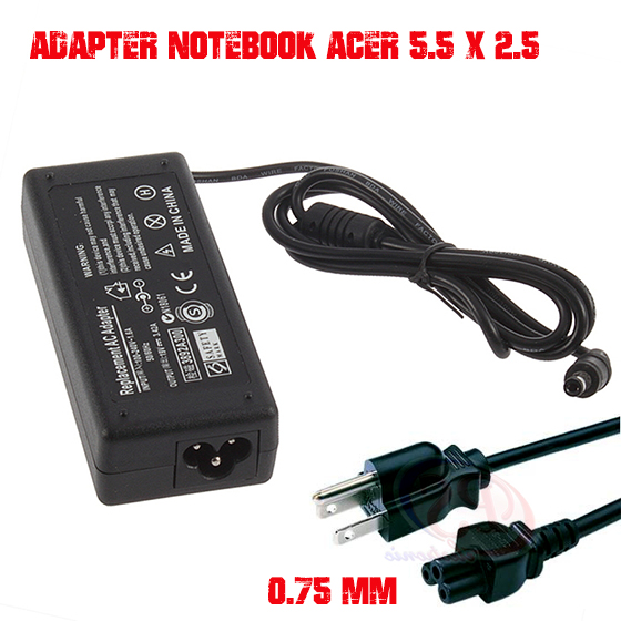 ADAPTER ACER 19V 3.42A 5.5X2.5